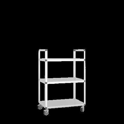 Столик медицинский подкатной СТ-3КН