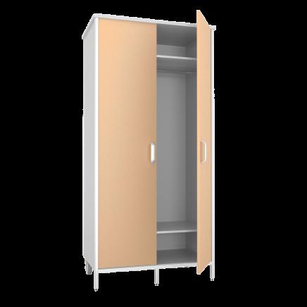 Шкаф медицинский для одежды ШО-2К