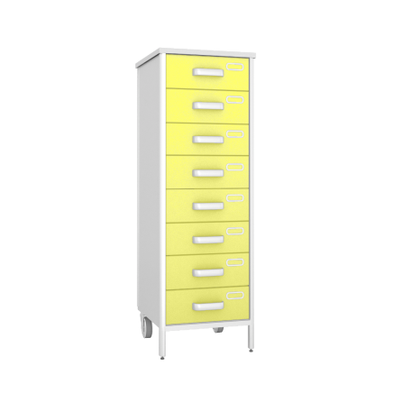 Шкаф медицинский картотечный ШК-4К