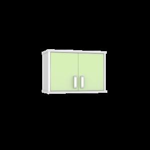 Шкаф медицинский навесной ШН-2К