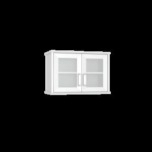 Шкаф медицинский навесной ШН-2СК