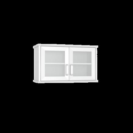 Шкаф медицинский навесной ШН-3СК