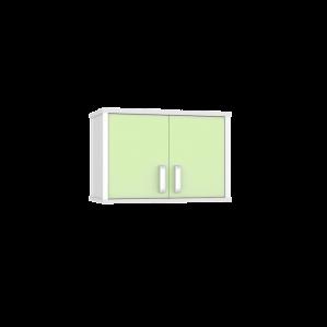 Шкаф медицинский навесной ШН-2КВ