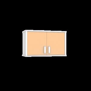 Шкаф медицинский навесной ШН-3КВ