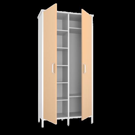 Шкаф медицинский хозяйственный ШХ-1КВ