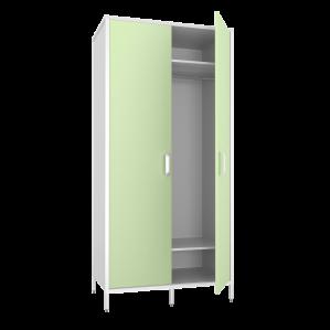 Шкаф медицинский для одежды ШО-2КВ
