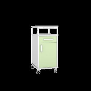 Тумба прикроватная ТПБ-2КВ