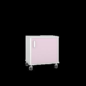 Тумба медицинская подкатная  ТП-4КВ