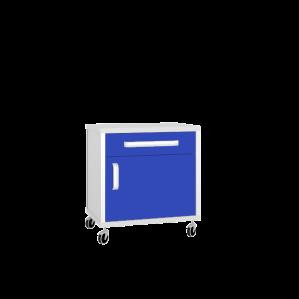 Тумба медицинская подкатная ТП-5КВ