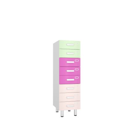 Шкаф картотечный ШК-2СТ
