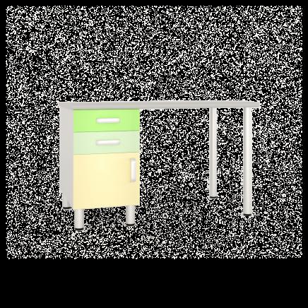 Стол СМТ2-1200СТ