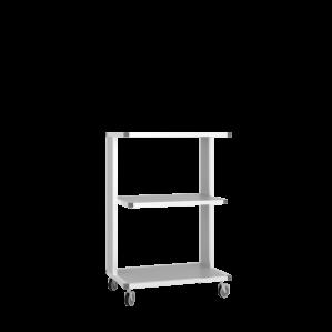 Столик медицинский подкатной СТ-4КН