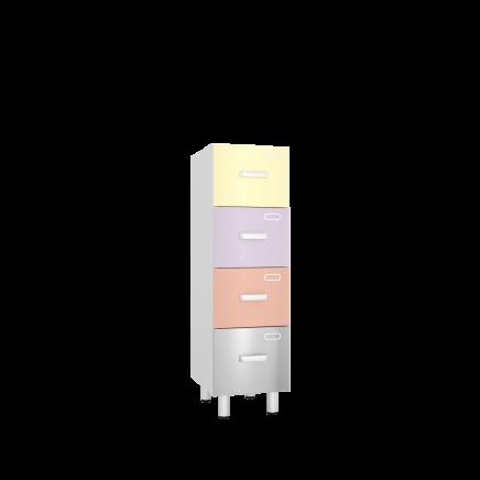 Шкаф картотечный ШК-1СТ