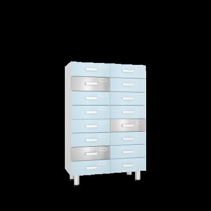 Шкаф картотечный ШК-4СТ