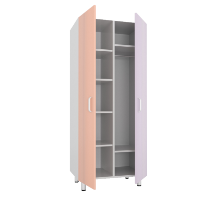 Шкаф для одежды ШО-2СТ