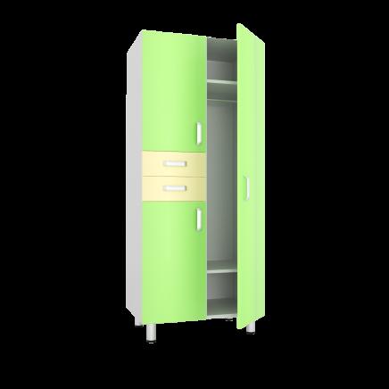 Шкаф для одежды ШО-4СТ