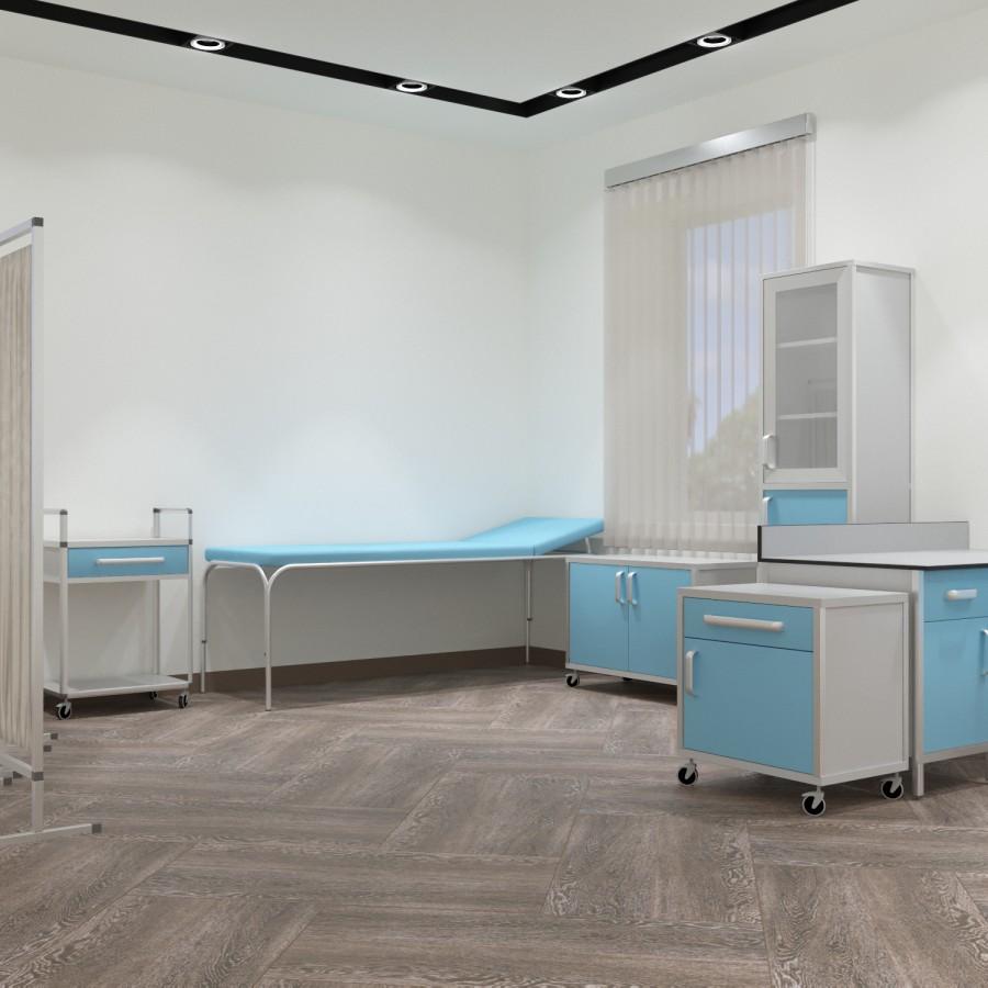 Кабинет врача 3 серия 3D