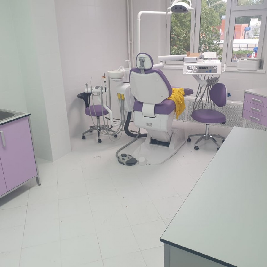 Стоматологическая клиника-2 (вторая серия квадрат)